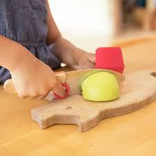 Childrens Kitchen Knives Kid S Kitchen Knife Nova Natural Toys Crafts