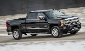 subaru diesel truck 2016 chevrolet silverado 2500hd high country diesel test u2013 review