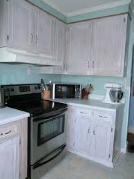 Whitewashed Kitchen Cabinets Whitewash Kitchen Cabinets Diy Home Furniture Decoration