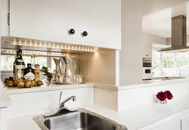 led lighting under cabinet kitchen 9 easy kitchen lighting upgrades freshome com