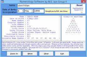 numerology reading free birthday card 5 free numerology software to get numerology predictions