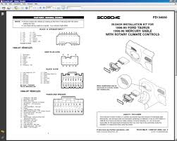 97 taurus wiring diagrams 97 taurus air conditioning diagram 95