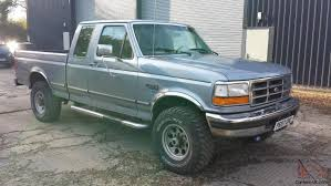 ford f 250 7 3l powerstroke v8 diesel manual pick up truck 4wd lhd