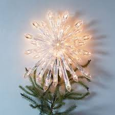 light up tree topper west elm sooo want this for my tree