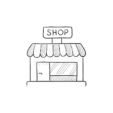 shop store sketch icon stock vector art 538448478 istock