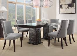 Grey Dining Room Furniture Grey Dining Chairs