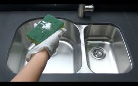 how to keep stainless steel sink shiny how to maintain your stainless steel sink youtube
