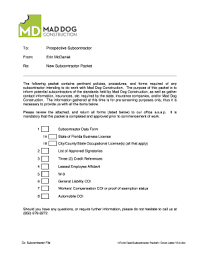 subcontractor termination letter caac letter 2013 01 sample