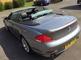 bmw 6 series convertible review bmw 6 series convertible 630i sport 2dr auto