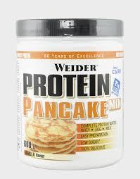 Pancake Flour Protein Pancake Mix By Weider 600 Grams 15 42