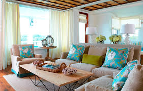 livingroom deco tropical living room interior ideas for small space with nautical