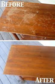 Repair Scratches In Wood Floor How To Fix Scratches In Wood Furniture With 2 Ingredients To Fix