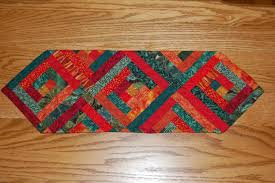 quilted with tlc quilt gallery table runner quilts