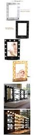 Makeup Lighted Mirror Hollywood Lighted Makeup Beauty Salon Mirror Buy Beauty Salon
