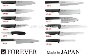 professional kitchen knives new patented inventions from japan titanium hybrid kitchen knives