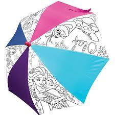 danawares frozen colour umbrella craft bead u0026 jewelry