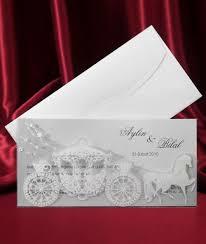 Red Invitation Cards Transparent Wedding Carriage Invitation Card Ba2578 1 95