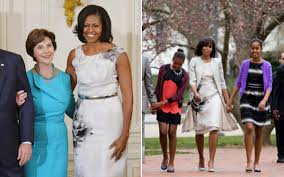 13 trends to steal from michelle obama u0027s style this spring huffpost