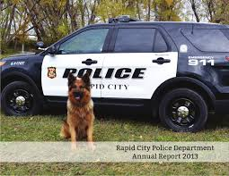rapid city police department annual report 2013 by rapid city