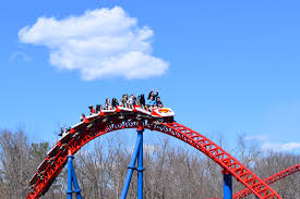 Goliath Six Flags Georgia Another Not California Report Six Flags New England California