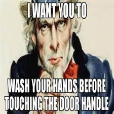 Uncle Sam Meme Generator - i want you to wash your hands meme uncle sam 67671 memeshappen