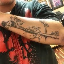 the shining twins carlos ransom abraxas tattoo co lawrence ks