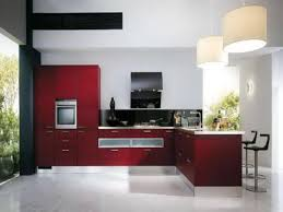 kitchen decorating ideas with red accents red kitchen decorating