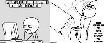 Concentration Meme - reconstructing meme theepika