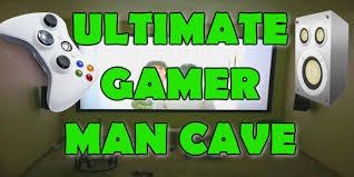 the ultimate gamer man cave su3ur3anlegend u0027s setup video youtube