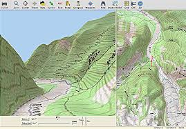 free shipping national geographic topo oregon map software