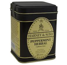 amazon tea amazon com harney u0026 sons fine teas peppermint herbal caffeine