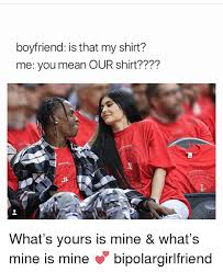 What S Meme Mean - boyfriend is that my shirt me you mean our shirt i what s yours