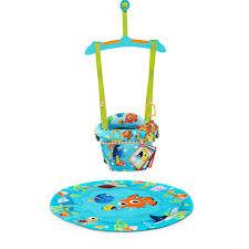 disney baby finding nemo sea activities door jumper toys