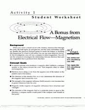 magnetism worksheet worksheets releaseboard free printable