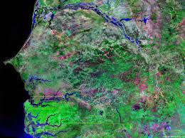 Google Map Wisconsin by Senegal Map And Satellite Image