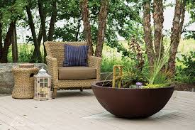 Small Water Features For Patio Patio Ponds Patio Pond Patio Water Garden Aquascape