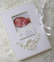 christening photo album baptism photo album personalized photo album baby gift