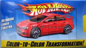 si e v o junior yellow evolution colour shifters cars collector malaysia junior