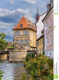 Bamberg Germany Map by Bamberg Germany Picturesque Houses Of The Little Venice The