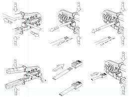 pro 3s modular ratchet crimping tool 8p8c rj45 6p6c rj12 6p4c