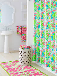 Bright Shower Curtain Lilly Pulitzer Shower Curtain Lilly Pulitzer Shower Curtain The