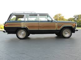 1989 jeep wagoneer 1989 jeep grand wagoneer 4wd restored 4barrel runs great