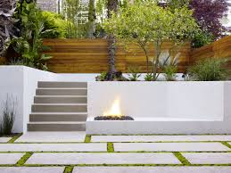 Landscaping Ideas For The Backyard by 24 Concrete Retaining Wall Ideas For Attractive Garden Landscape