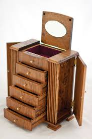 Free Woodworking Plans Desk Organizer by Cherry Wood Jewelry Box Jewelry Boxes Pinterest Cherries
