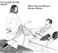 Jesus Is A Jerk Meme - jerk jesus painter religion pinterest hilarious