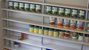 Building Wood Shelves In Pantry by Build An Affordable Custom Pantry Shelving System With Pipes