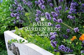 free plans for building raised garden beds empress of dirt