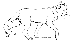 printable 34 warrior cat coloring pages 4808 warrior cat