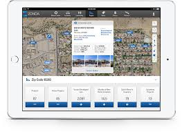 Maricopa County Zip Code Map by Zonda 5 0 Ipad App More Powerful With Mls Listings U0026 Metro Level
