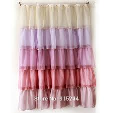 online buy wholesale ruffle shower curtain from china ruffle